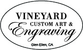 Vineyard Custom Engraving